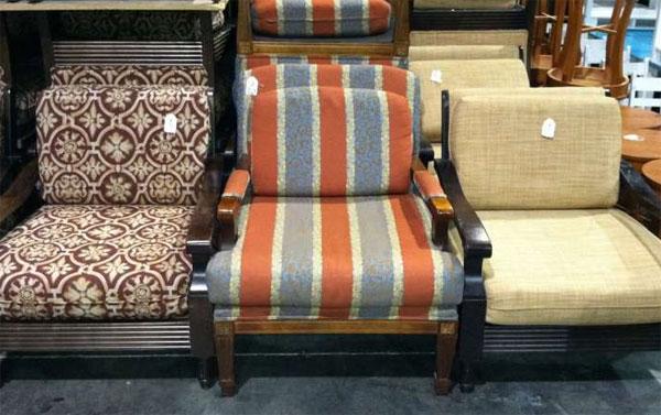Обновленная мебель в продаже