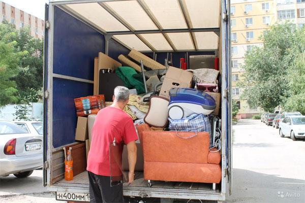 Сотрудничество с грузчиками и агентствами недвижимости