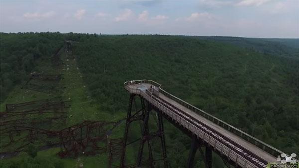 Заброшенный мост