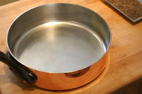 Обновленная сковорода