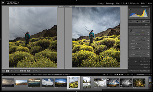 Пресеты для Lightroom