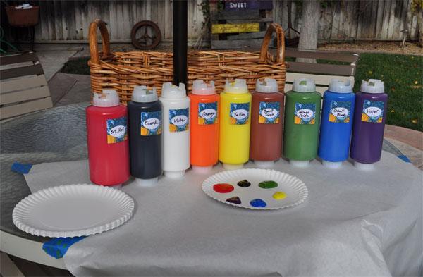 Уроки живописи на дому