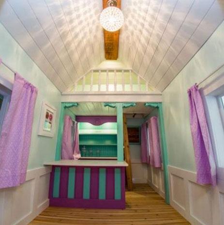 Сказочные детские домики