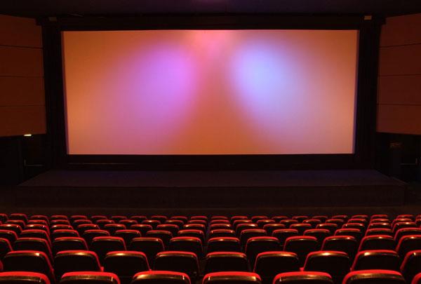 Пустой кинотеатр
