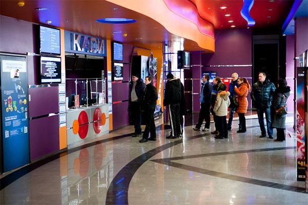 Совместные покупки билетов в кино