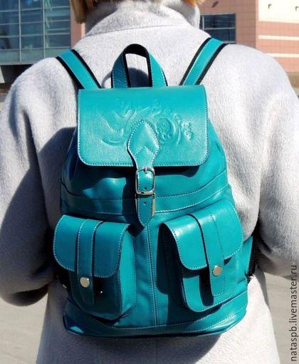 Женские сумки-рюкзаки