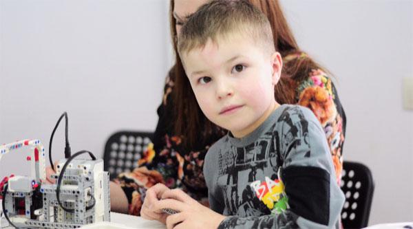 Школа моделизма и робототехники для детей Start Junior