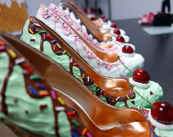Сладкие туфли