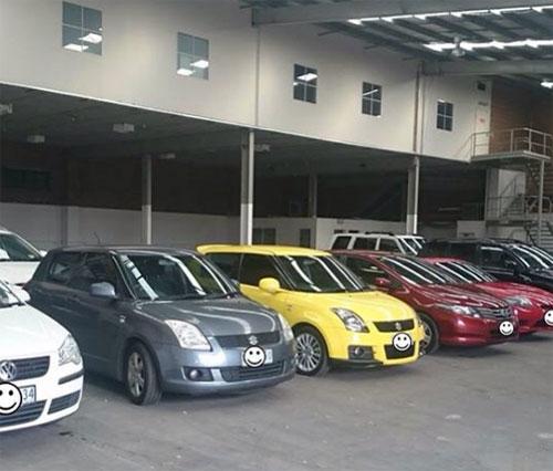Прокат автомобилей, простаивающих в аэропорту
