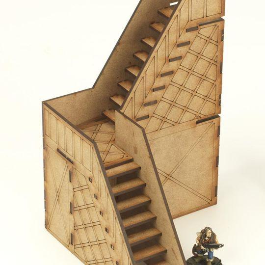 Модели зданий для игры в войну