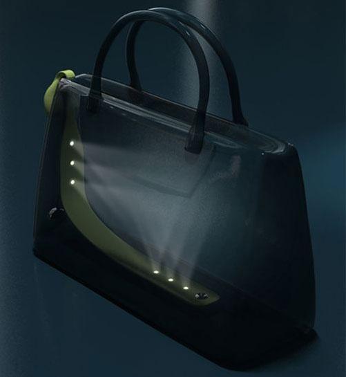 Свет в сумке