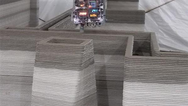 Строительные 3D принтеры