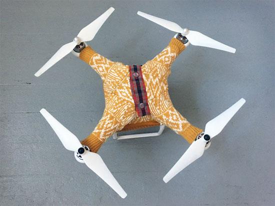 Свитер для дрона