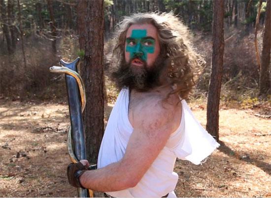 Гигантские мечи