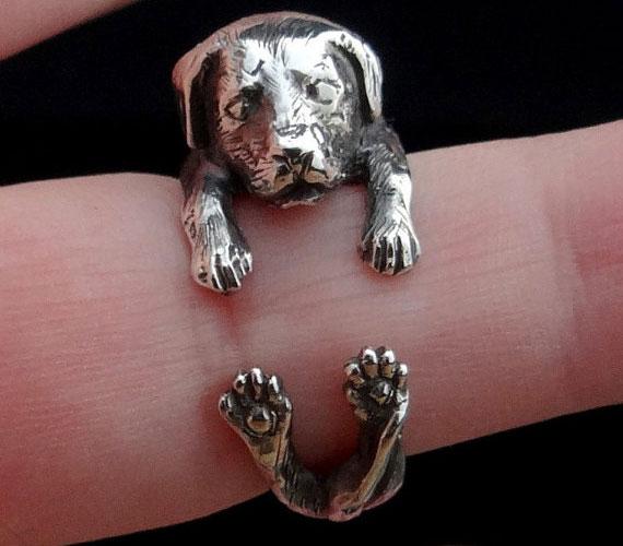 Кольца со зверями