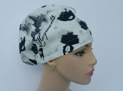 Женские медицинские шапочки с рисунком