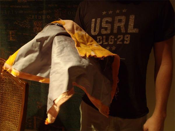 Прототип полотенца