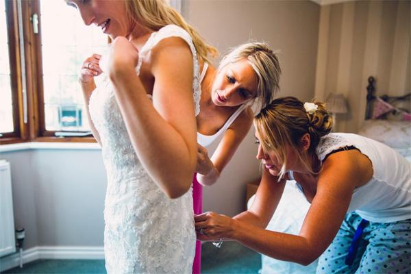 Подружка невесты - напрокат