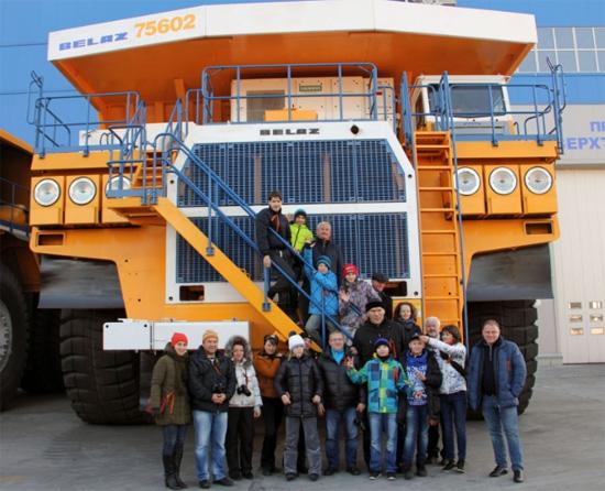 Разработка промышленных туров