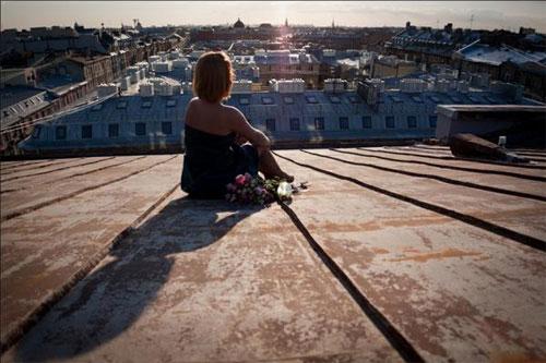 Экскурсия Фотосессия на крыше