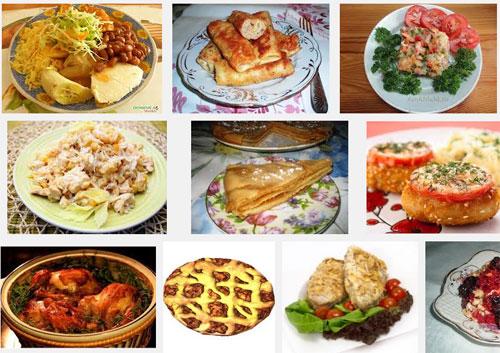 Домашняя еда из российского Интернета