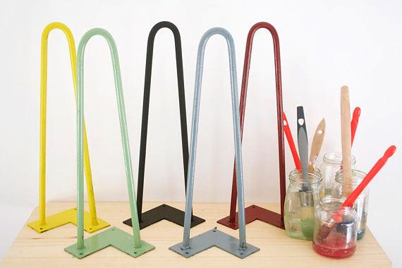Ножки-шпильки для стола