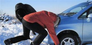 Выкапывание автомобилей