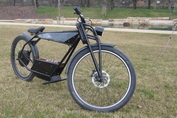 Технология превращения велосипеда в электробайк
