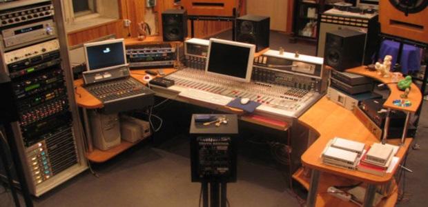 Студия звукозаписи на дому