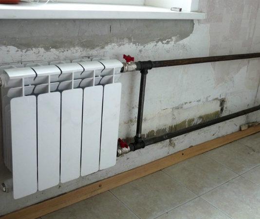 Повышение эффективности водяного отопления