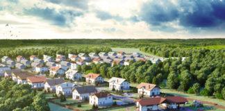 Создание коттеджного поселка
