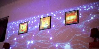 Голографические изображения на стенах квартир и домов