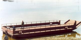 Плавучая стоянка для яхт