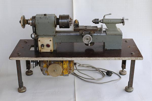 Производство станков и оборудования для малого бизнеса