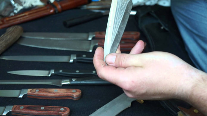Ремонт ножей