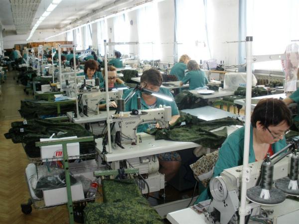 Создание швейной фабрики без налогов и затрат