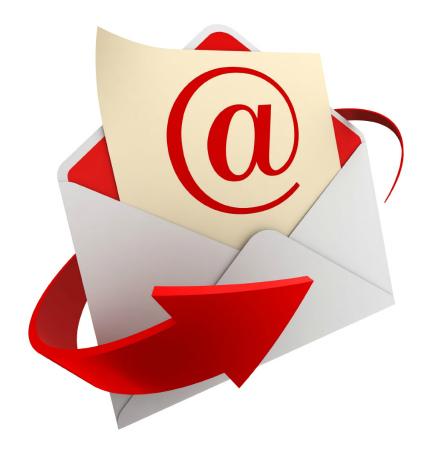 E-mail под цвет помады