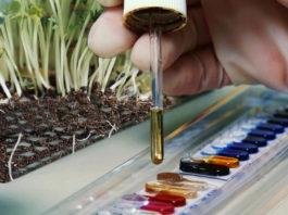 Агрохимическая лаборатория на дому