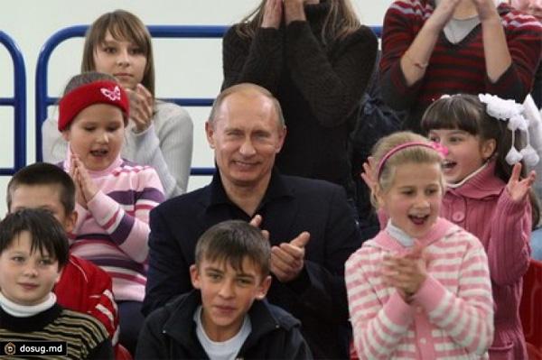 5 миллионов детей Владимира Путина