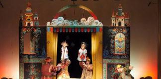 Кукольный театр на дому