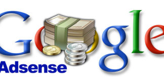 Google Adsense нам поможет