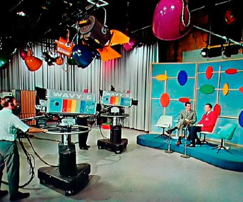 Посредник на телестудии