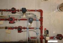 Установка автономных систем отопления