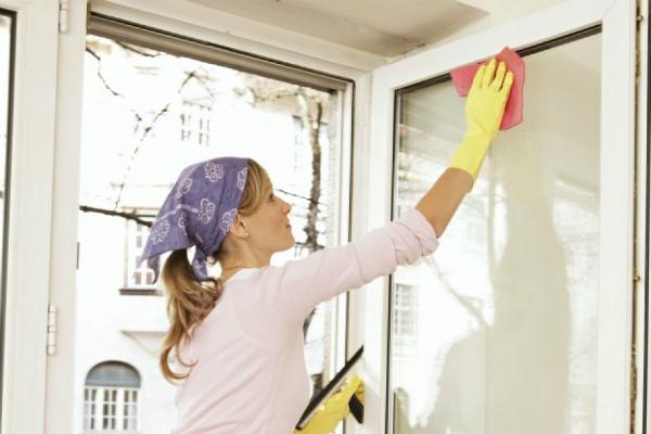 Чистые окна в каждой квартире
