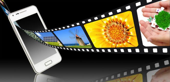 Перекодировка видео для мобильного телефона