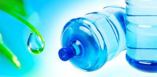 Вариант продажи чистой питьевой воды