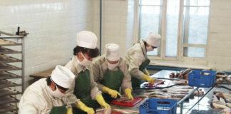 Организация рыбоперерабатывающего производства