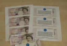 Визитки-банкноты