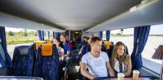 Пассажирские перевозки в популярных направлениях
