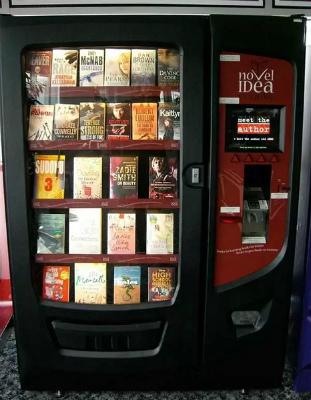 Универсальный вендинговый автомат